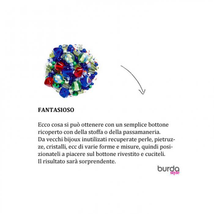 Bottone Fantasioso 5