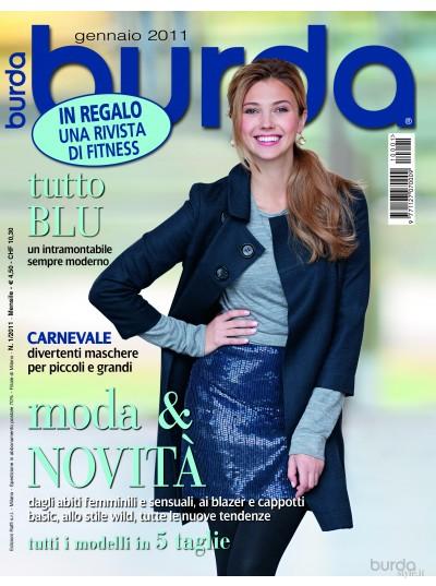 Burda Style 01/2011