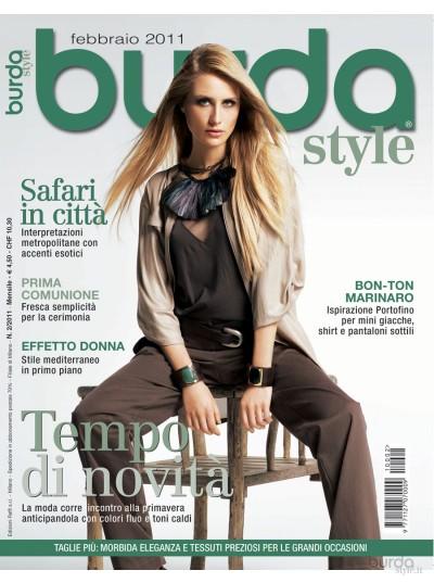 Burda Style 02/2011