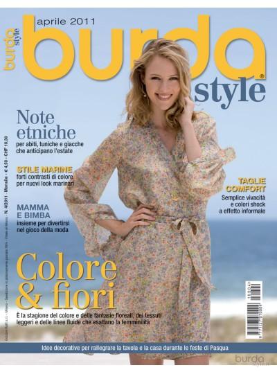 Burda Style 04/2011
