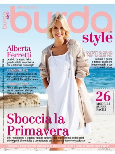 Burda Style 04/2012