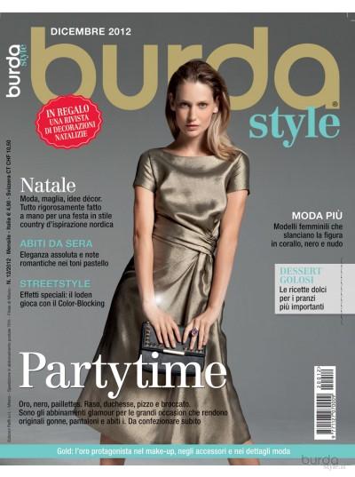 Burda Style 12/2012