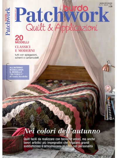 Burda Patchwork N.15/2015