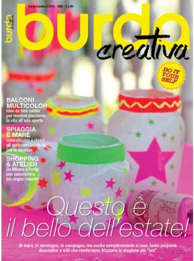 Burda creativa 01/2013