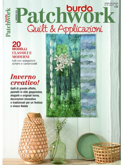 Burda Patchwork N.16/2015