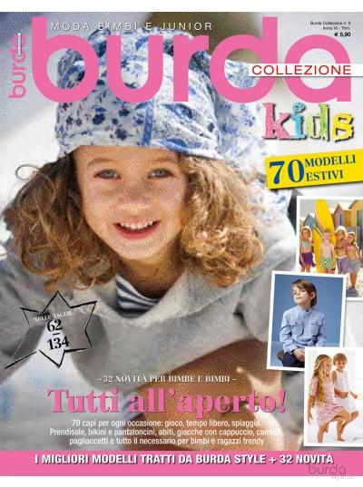 Burda Collezione Kids 2012 n.9