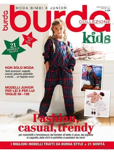 Burda Collezione Kids 2013 n.11