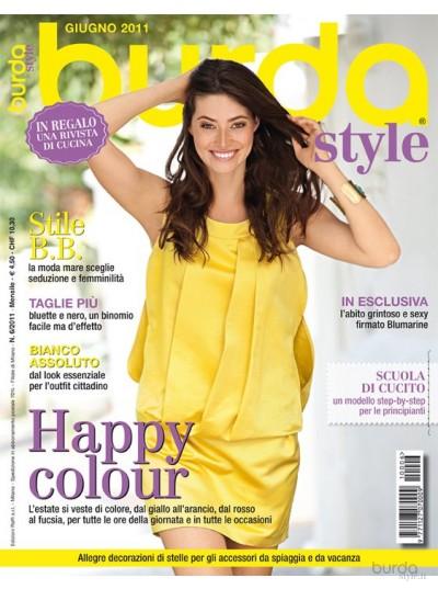 Burda Style 06/2011