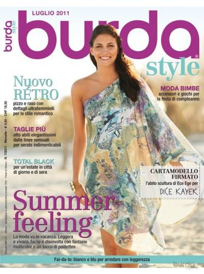 Burda Style 07/2011