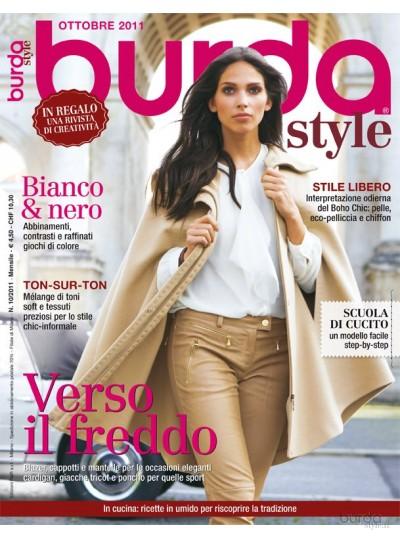 Burda Style 10/2011
