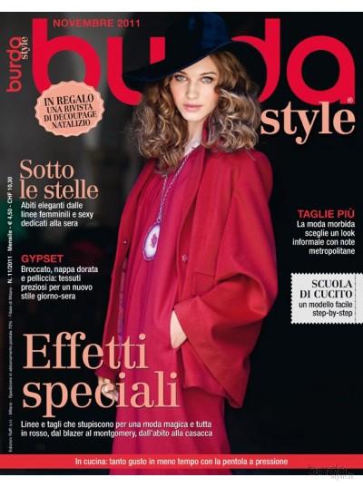 Burda Style 11/2011