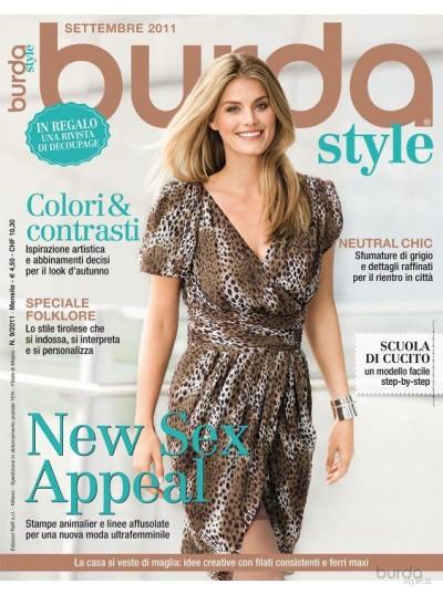 Burda Style 09/2011