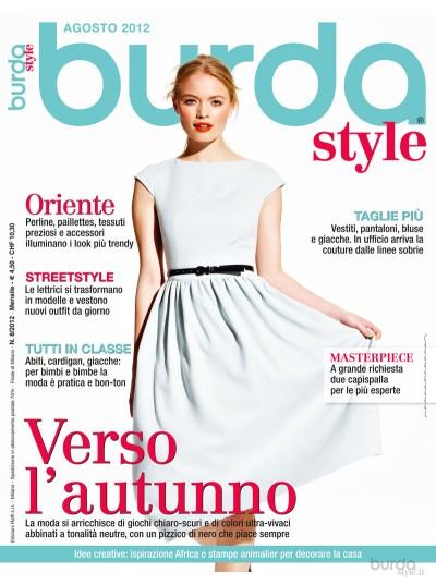 Burda Style 08/2012