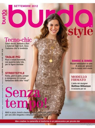 Burda Style 09/2012