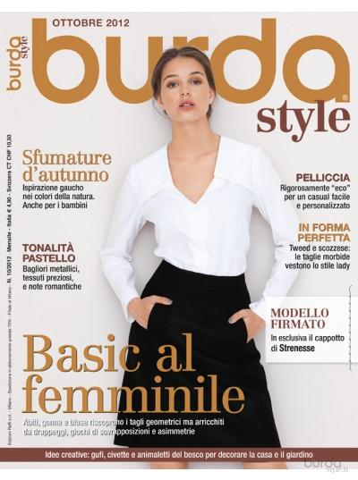 Burda Style 10/2012