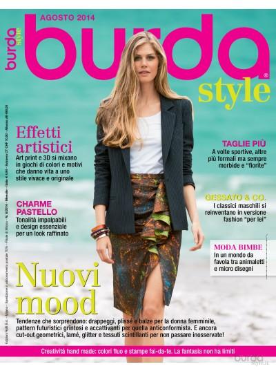 Burda Style 08/2014