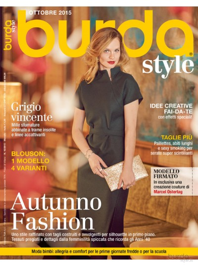 Burda Style 10/2015