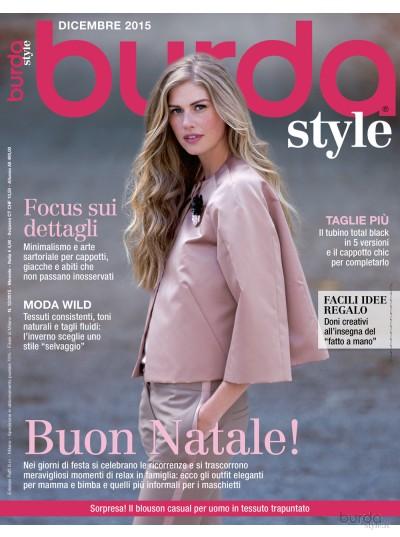 Burda Style 12/2015