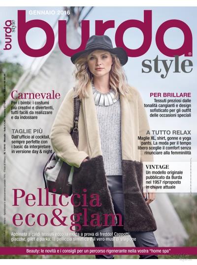 Burda Style 01/2016