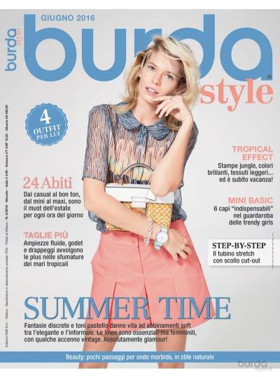 Burda Style 06/2016