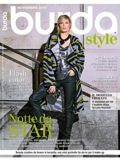 Burda Style 11/2016