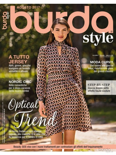 Burda Style 08/2017