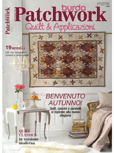 Burda Patchwork N.11/2014