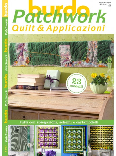 Burda Patchwork N.5/2013