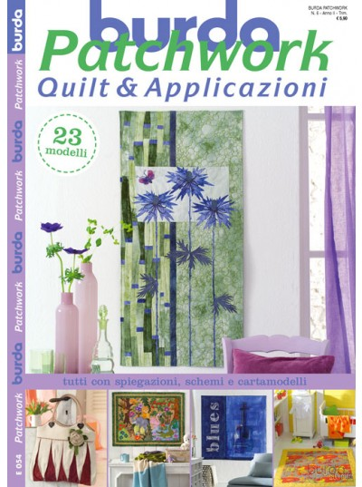 Burda Patchwork N.6/2013