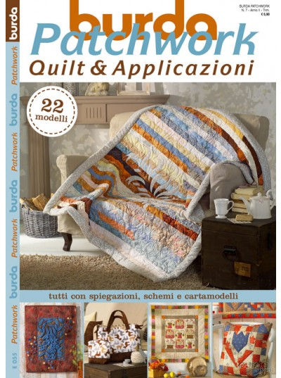 Burda Patchwork N.7/2013