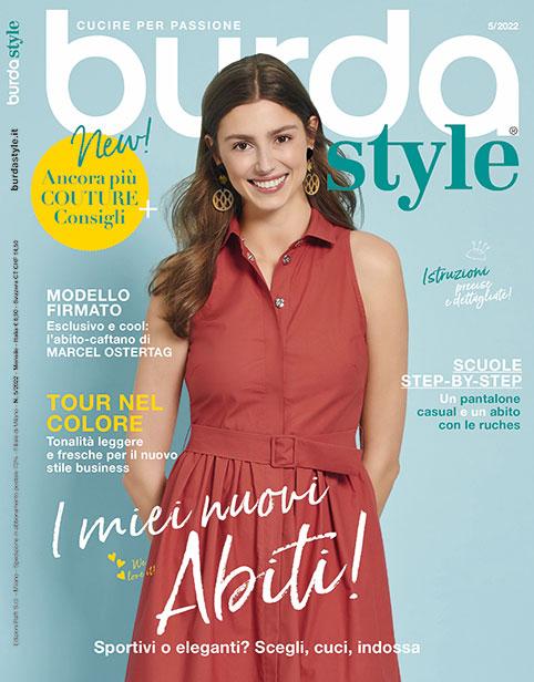 Burda Vivere la casa - N.2 Apr./Mag. 2013