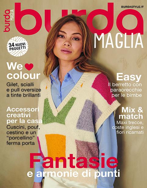 Burda Vivere la casa - N.3 Giu./Lug. 2014