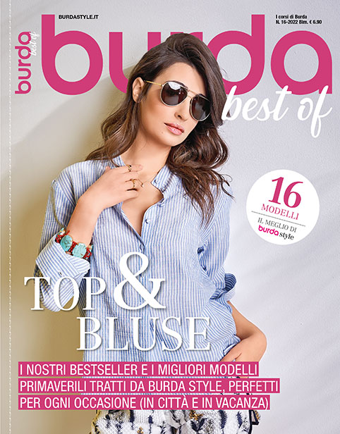 Burda Vivere la casa - N.4 Ago./Set. 2014