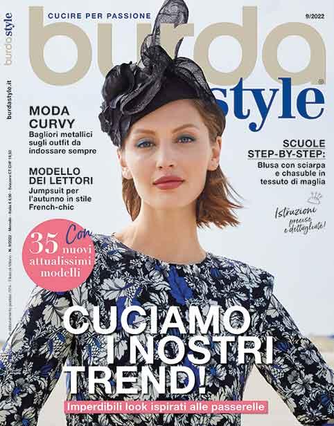 Burda Vivere la casa - N.5 Ott./Nov. 2013