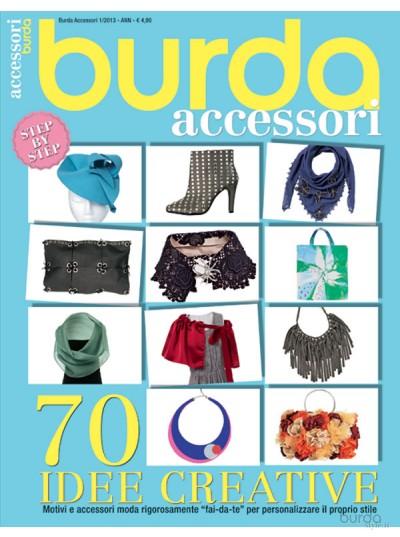 Burda accessori 1/2013