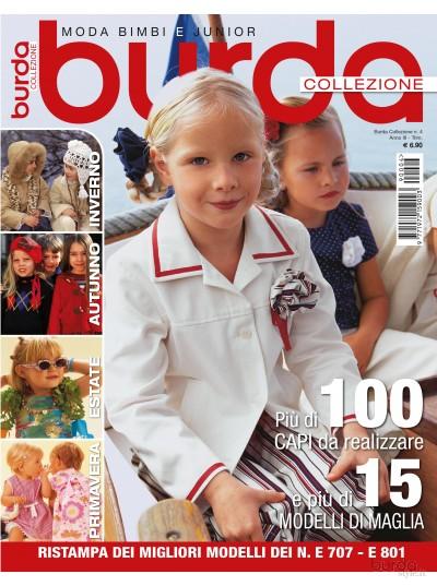 Burda Collezione Kids n.04/2009
