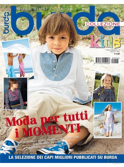 Burda Collezione Kids n.05/2010