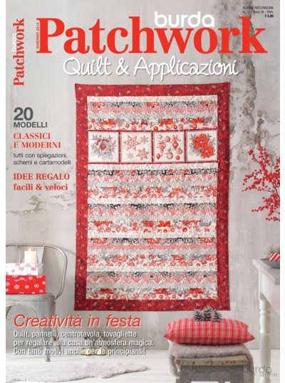 Burda Patchwork N.12/2014