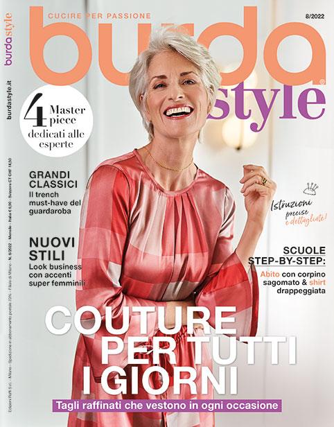 Burda Vivere la Casa - N.6 Dic./Gen. 2014-2015