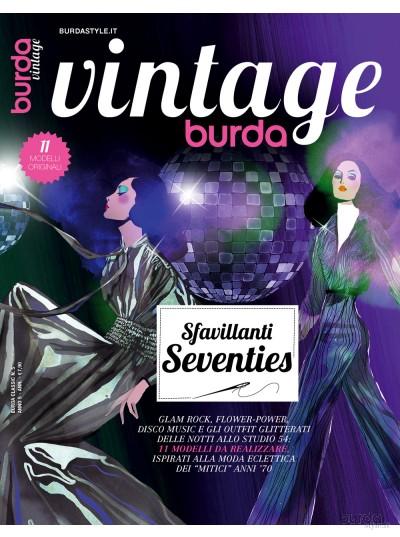 Burda Classic 05/2016 Vintage