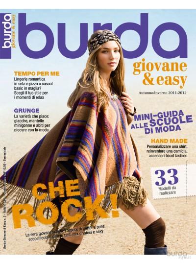 Burda giovane&easy A/I 2011-2012 n.3