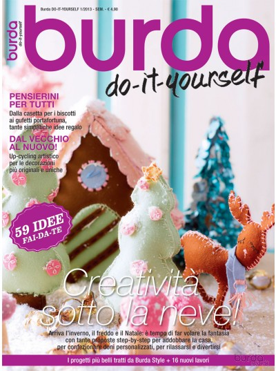 Burda do-it-yourself 01/2013