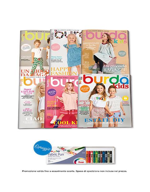 Burda Vivere la Casa - N.1 Feb./Mar. 2012