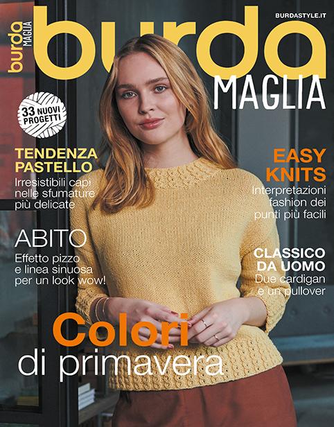 Burda Vivere la Casa - N.2 Apr./Mag. 2012