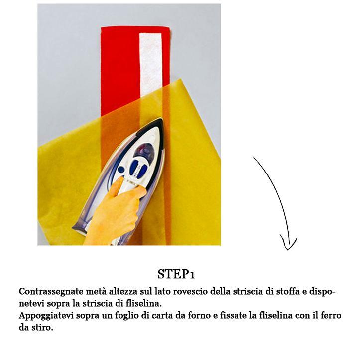 Step 1 fascia