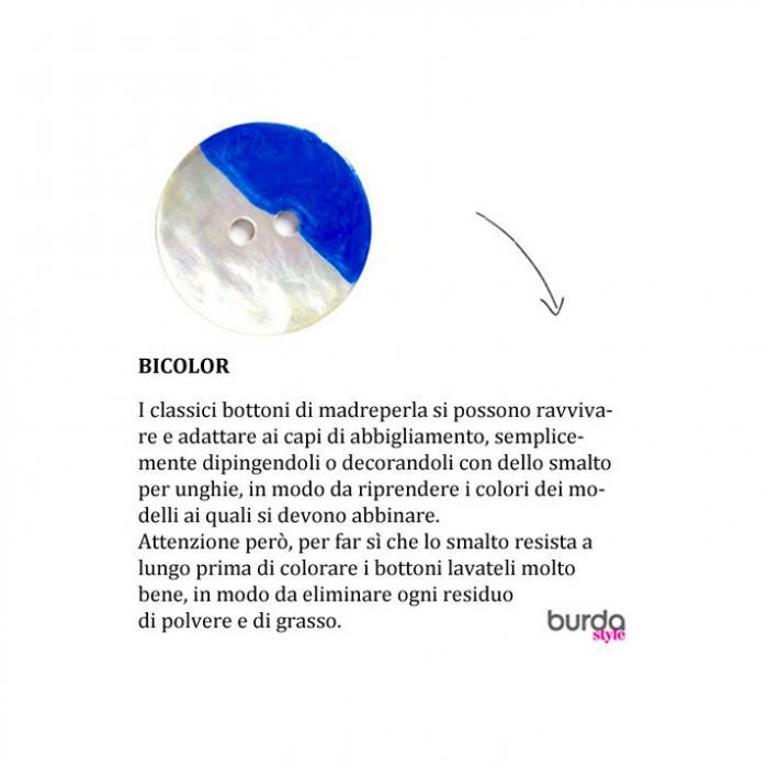Bottone Bicolor 4