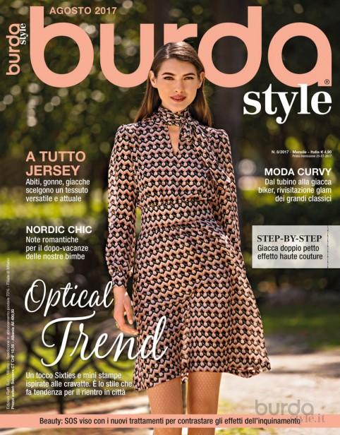 Style Cucito E Il Dei 2017 Burda Riviste Del Mondo Cartamodelli zqx5S 2836be7b59c
