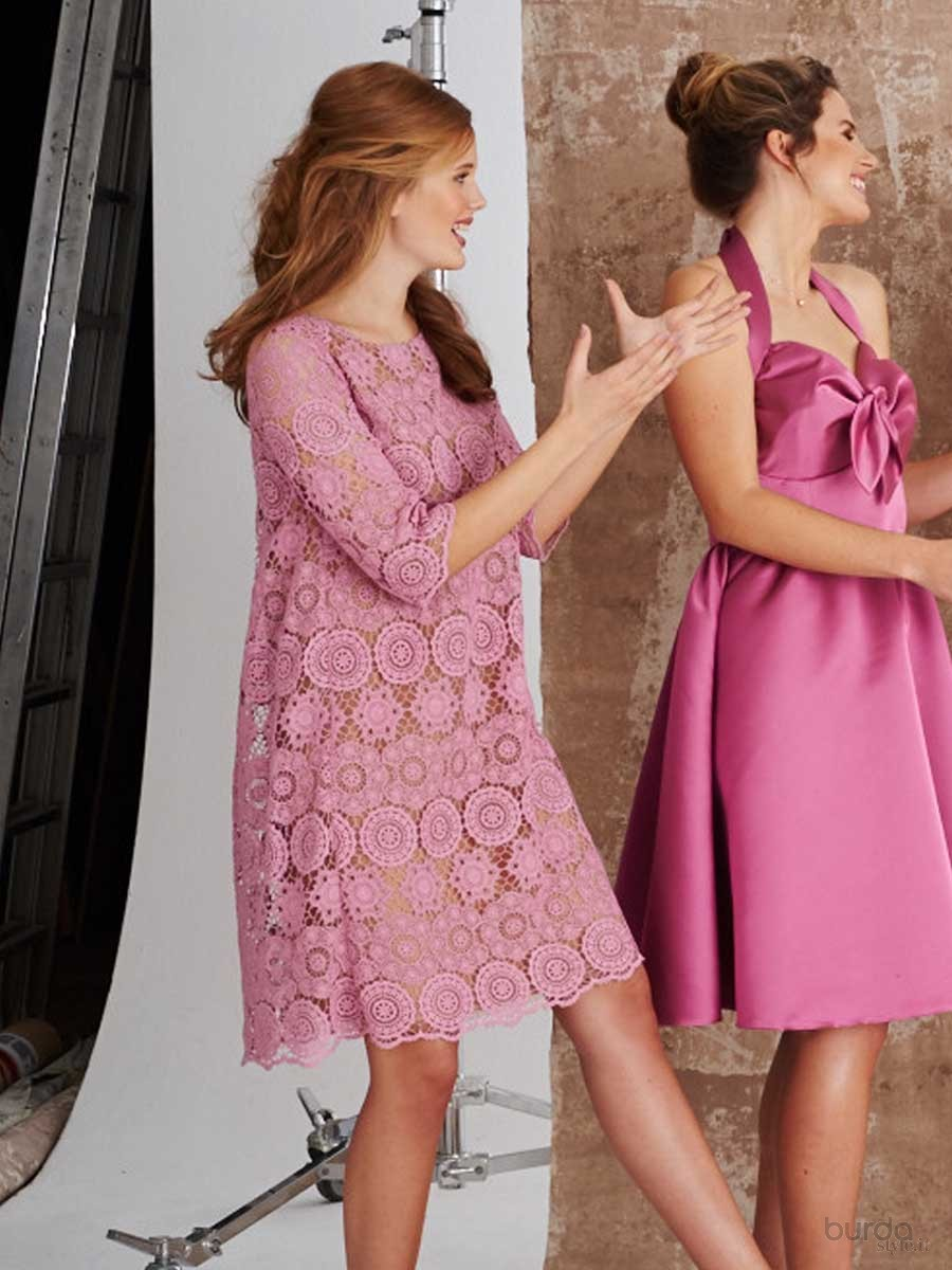 Cucire vestito anni 60