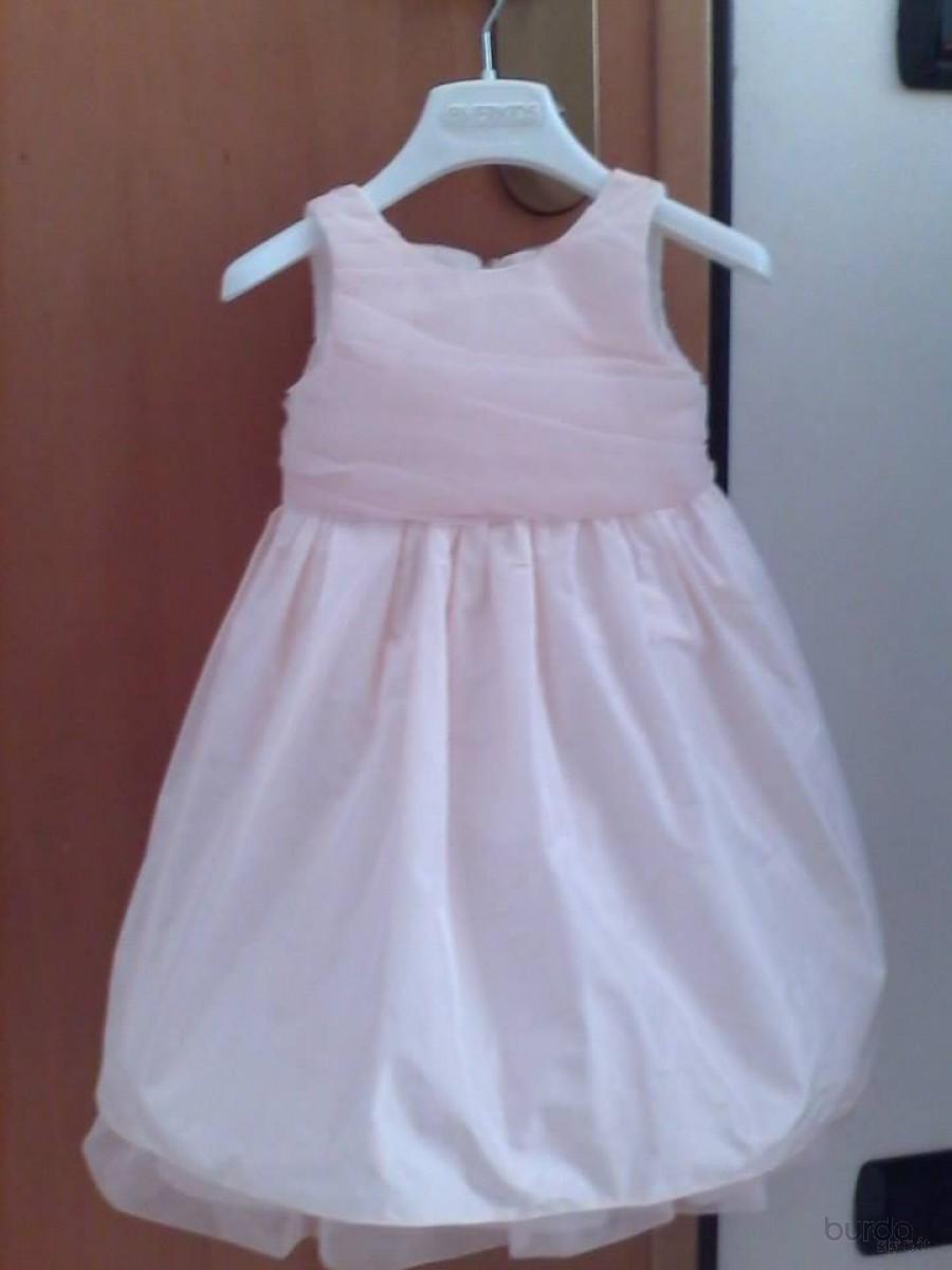 Favoloso Vestito bimba Il mondo dei cartamodelli e del cucito MI31