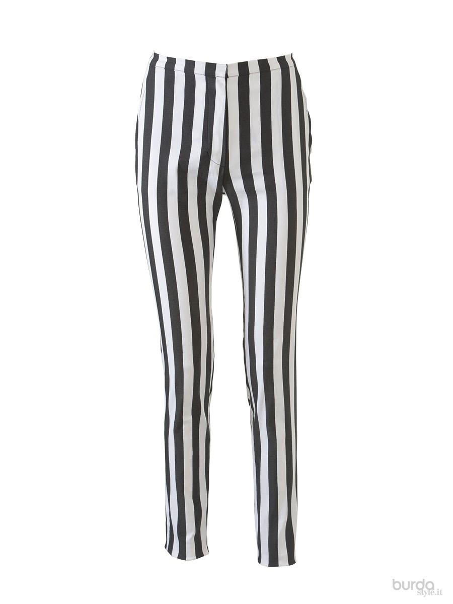 Verticali Dei E Mondo Righe Il A Cucito Del Cartamodelli Pantaloni xqXEFCOnwW